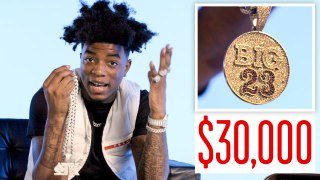Yungeen Ace Shows Off His Insane Jewelry Collection