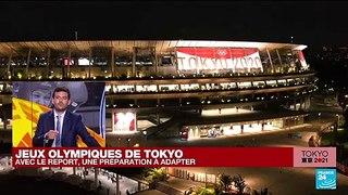 JO de Tokyo : des conditions d'entraînement très particulières pour les athlètes
