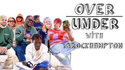 Brockhampton Rate Tinder, Trucker Hats and Day Drinking