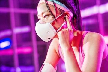LG met à jour son purificateur d'air portable avec un micro et un haut-parleur intégrés