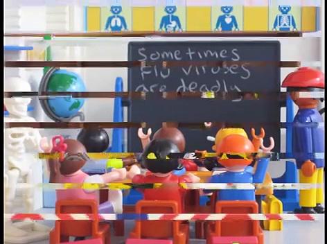Playmobil Pandemic Flu