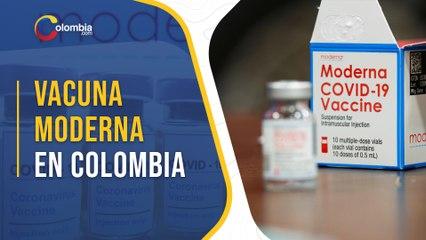 Vacuna Moderna ya tiene fecha de llegada a Colombia