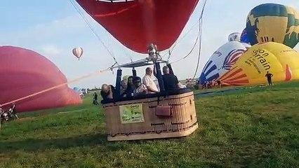 Grand Est Mondial Air Ballons, 17e édition
