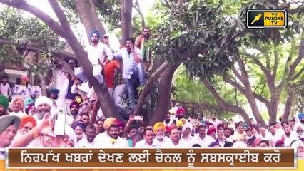 ਸਟੇਜ 'ਤੇ ਜਾਖੜ ਨੂੰ ਆ ਗਿਆ ਗੁੱਸਾ ਤੇ ਫਿਰ... Sunil Jakhar angry on Navjot Sidhu and CM   The Punjab TV