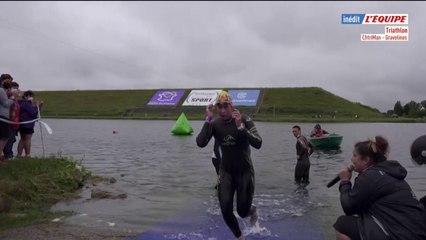 Triathlon -  : Le replay du Chtriman de Gravelines