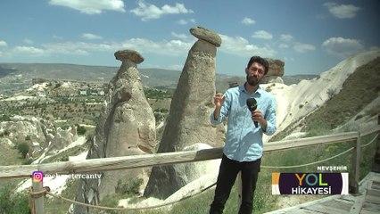 Mehmet Ercan ile Yol Hikayesi - Nevşehir-2| 25 Temmuz 2021