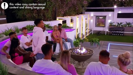 Toby makes his decision & Hugo's recoupling speech leaves everyone shocked - Love Island 2021