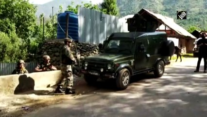 Two terrorists killed in encounter with security forces in J&K's Bandipora