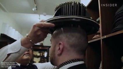 Dünyanın en eski şapka dükkanı yaklaşık 350 yıldır iş hayatında