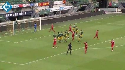 But de Zerrouki vs ADO Den Haag