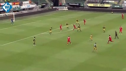 Deuxième but de Zerrouki vs ADO Den Haag
