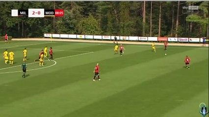 Passe décisive de Bennacer vs Modena