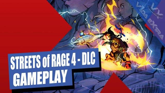 Streets of Rage 4 Mr. X Nightmare - Vendaval de tollinas en el Survival con Axel y Shiva