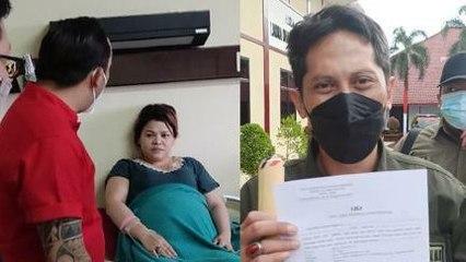 Ormas Laporkan Ibu Korban Pemukulan Satpol PP