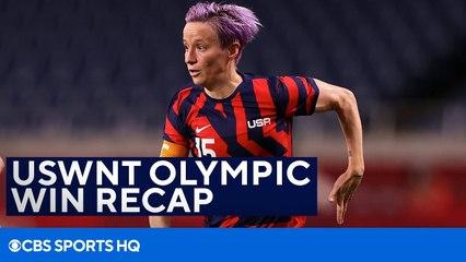 USA Women's Soccer Recap Win Over New Zealand
