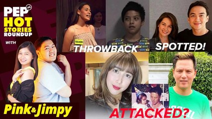 Bea Alonzo, Daniel Padilla, Dominic Roque, Dani Barretto, Kier Legaspi on PEP Hot Stories Roundup