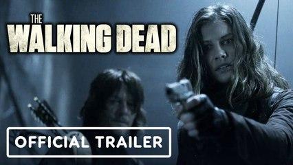 The Walking Dead season 11 - Comic Con Trailer