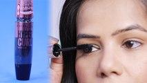 Maybelline Mascara Review। Mascara Product Review। Waterproof Mascara Review । Mascara Tips & Demo