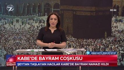 Kanal 7'de Sabah – 21 Temmuz 2021