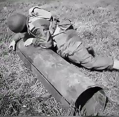 II. Dünya Savaşı'nda üretilen Welbike isimli motosikletler