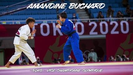 Jeux olympiques Tokyo 2021 – Amandine Buchard : « C'est dur, mais j'aurai ma revanche à Paris »