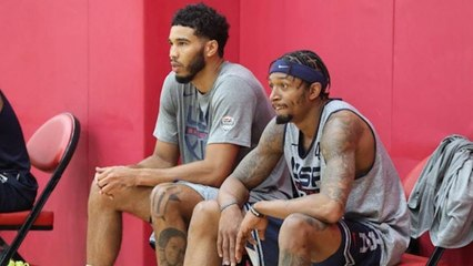 'Bradley Beal wants to team up with Jayson Tatum' Wizards star set to