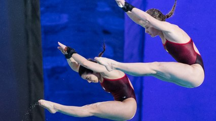 Meaghan Benfeito chases another Olympic diving podium with a new teammate