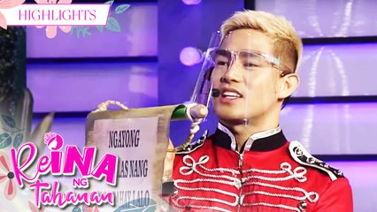 Ion gets emotional in ReiNanay Nenita's story | It's Showtime Reina Ng Tahanan