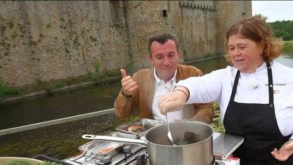 Terroir - Morbihan : cuisine entre terre et mer