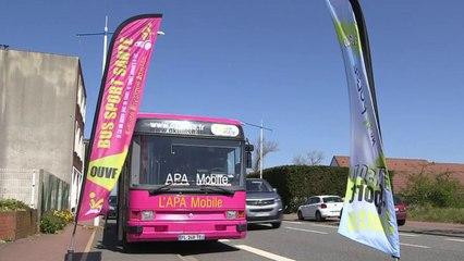 Santé - Covid : un bus pour repartir !