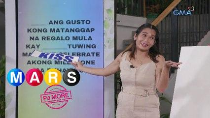 Mars Pa More: Pokwang, gustong makatanggap ng halik mula sa yumao niyang ina   Grab-A-Word