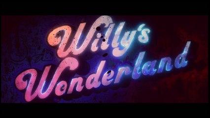 WILLY'S WONDERLAND (2021) WEBRiP (720p) (Italiano)