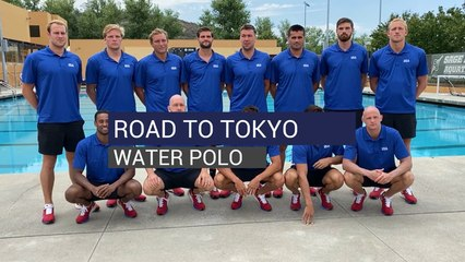 Road To Tokyo Water Polo
