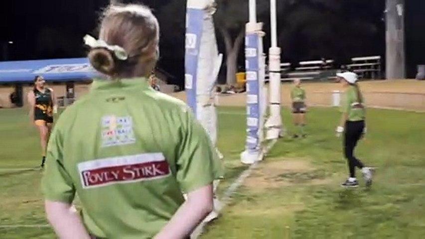 Women in NT aim to increase number of female umpires in Australian football