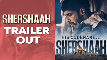 'Shershaah' trailer out now