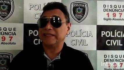 Delegado diz que suspeito de incendiar casa em Cajazeiras, irá responder por violência doméstica