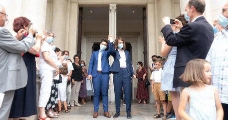Montpellier : pour la première fois en France, deux femmes pasteures et lesbiennes se sont mariées