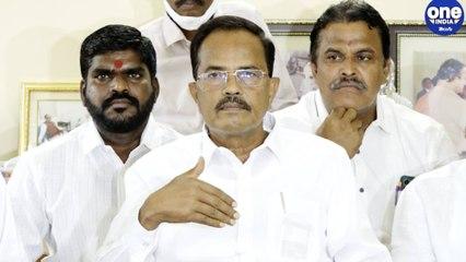 Motkupalli Narasimha has resigned for the BJP