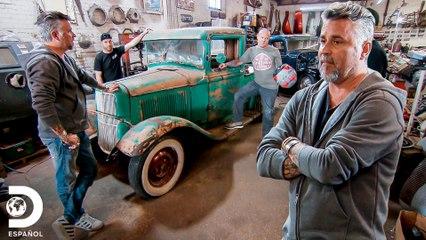Restauración de camioneta Ford modelo B de 1933 | El Dúo mecánico | Discovery En Español