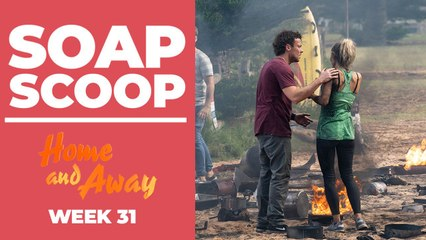 Home and Away Soap Scoop! Explosion in the Bay