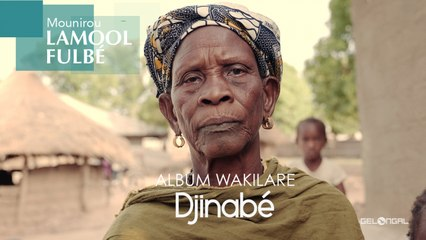 Mounirou Lamool Fulbé - Djinabé