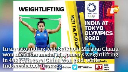 Tokyo Olympic- Saikhom Mirabai Chanu Wins Silver As India Begins Medal Quest