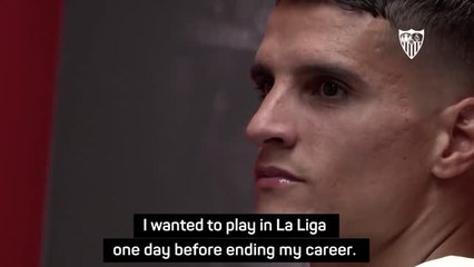 Lamela reveals rabona secrets as he fulfills LaLiga ambitions