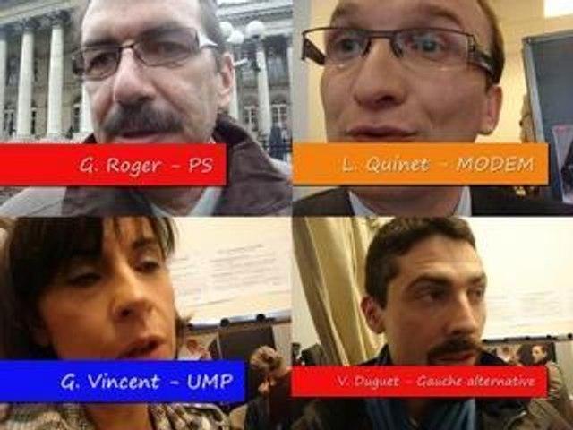 Municipale : présentation du débat