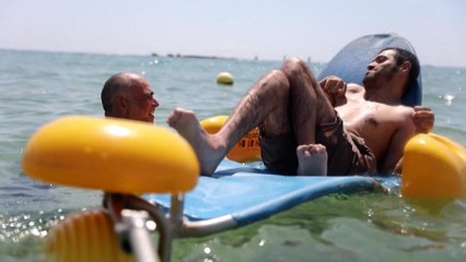 Barcelona Beach Service Makes Swimming Accessible To All