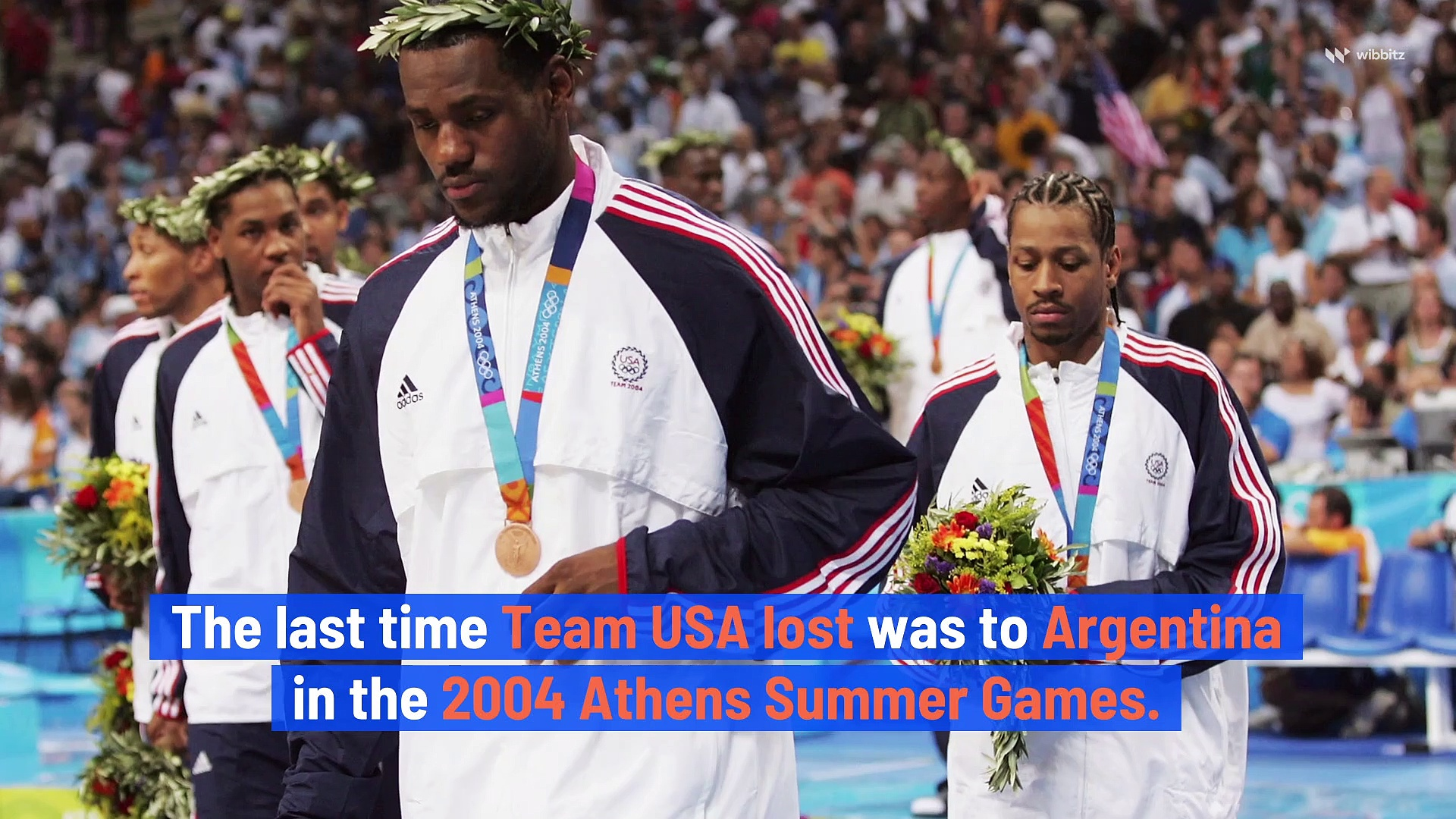 US Men's Basketball Team Faces First Olympic Loss Since 2004