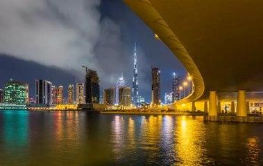 Dubai crée de la pluie artificielle pour combattre les fortes chaleurs