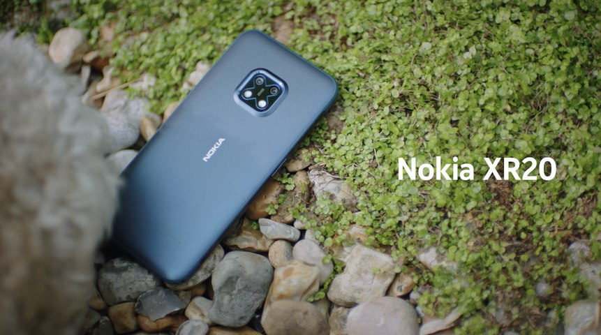 Nokia XR20 - Product Video