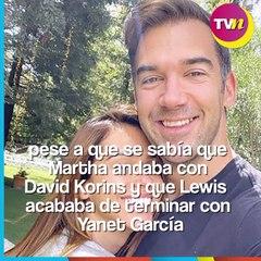 Ex de Yanet García la engañó con Martha Higareda