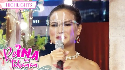 ReiNanay Catrina gives a message to her missing father | It's Showtime Reina Ng Tahanan